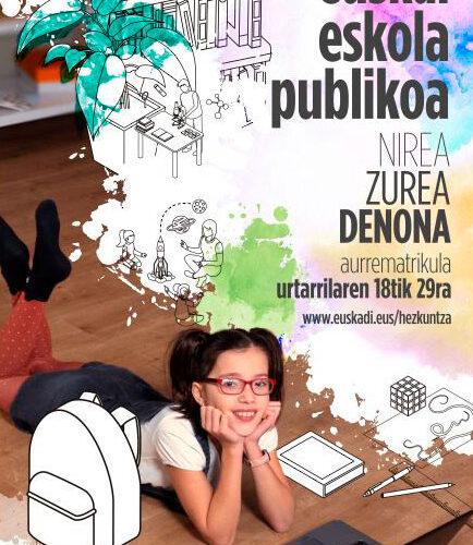 euskal eskola publikoa 2021-2022