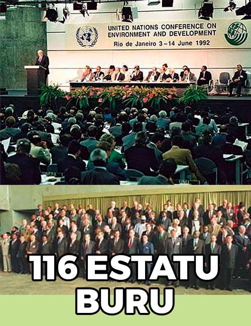 116 estatu buru