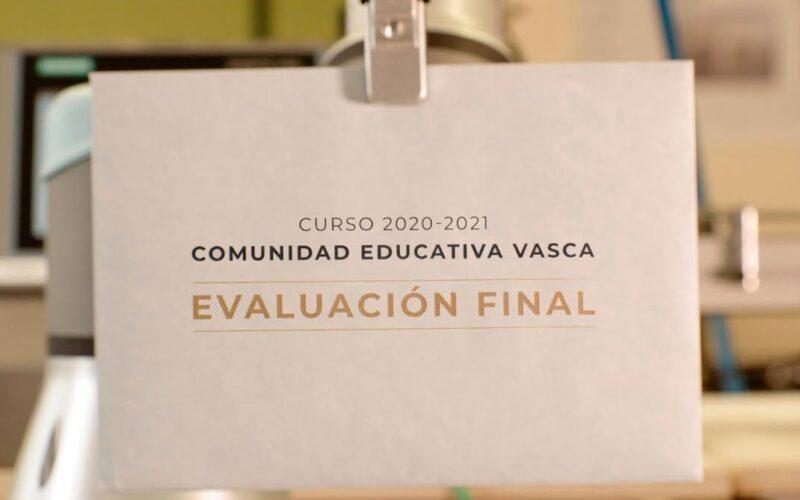 Comunidad Educativa Vasca Evaluación Final